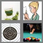 4 pics 1 word 4 letters shot