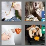 4 pics 1 word 4 letters slob
