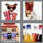 4 pics 1 word 4 letters soda