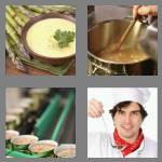4 pics 1 word 4 letters soup