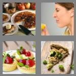 4 pics 1 word 4 letters tart