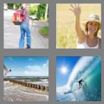 4 pics 1 word 4 letters wave
