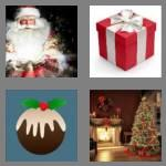 4 pics 1 word 4 letters xmas