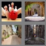 4 pics 1 word 5 letters alley