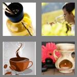 4 pics 1 word 5 letters aroma