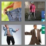 4 pics 1 word 5 letters baggy