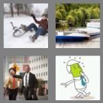 4 pics 1 word 5 letters barge