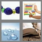 4 pics 1 word 5 letters beads