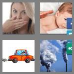 4 pics 1 word 5 letters belch