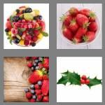 4 pics 1 word 5 letters berry