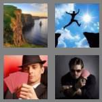 4 pics 1 word 5 letters bluff