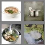 4 pics 1 word 5 letters broth