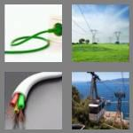 4 pics 1 word 5 letters cable