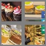 4 pics 1 word 5 letters cakes