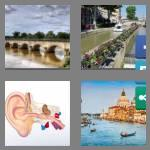 4 pics 1 word 5 letters canal