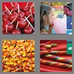 4 pics 1 word 5 letters candy