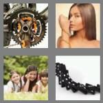 4 pics 1 word 5 letters chain
