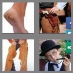 4 pics 1 word 5 letters chaps