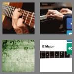 4 pics 1 word 5 letters chord