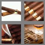 4 pics 1 word 5 letters cigar