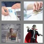 4 pics 1 word 5 letters count