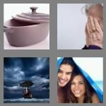 4 pics 1 word 5 letters cover