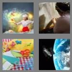 4 pics 1 word 5 letters craft