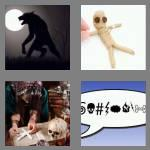4 pics 1 word 5 letters curse
