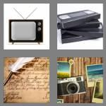 4 pics 1 word 5 letters dated