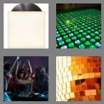 4 pics 1 word 5 letters disco