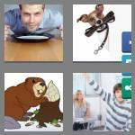 4 pics 1 word 5 letters eager