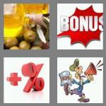 4 pics 1 word 5 letters extra