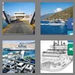 4 pics 1 word 5 letters ferry
