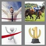 4 pics 1 word 5 letters first