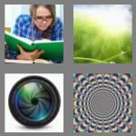 4 pics 1 word 5 letters focus