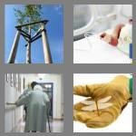 4 pics 1 word 5 letters frail