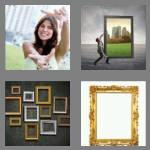4 pics 1 word 5 letters frame