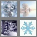 4 pics 1 word 5 letters frost