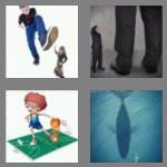 4 pics 1 word 5 letters giant