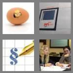 4 pics 1 word 5 letters hatch
