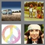 4 pics 1 word 5 letters hippy