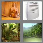 4 pics 1 word 5 letters humid
