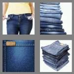 4 pics 1 word 5 letters jeans