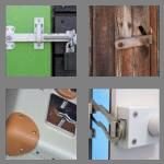 4 pics 1 word 5 letters latch