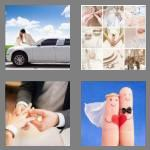 4 pics 1 word 5 letters marry