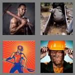 4 pics 1 word 5 letters miner