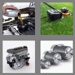 4 pics 1 word 5 letters motor