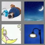 4 pics 1 word 5 letters night
