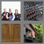 4 pics 1 word 5 letters panel