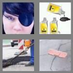 4 pics 1 word 5 letters patch